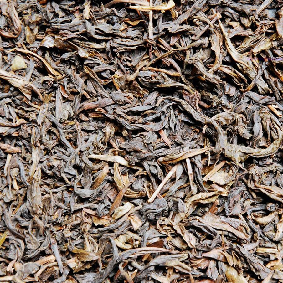 Monts Wuyi Black Tea