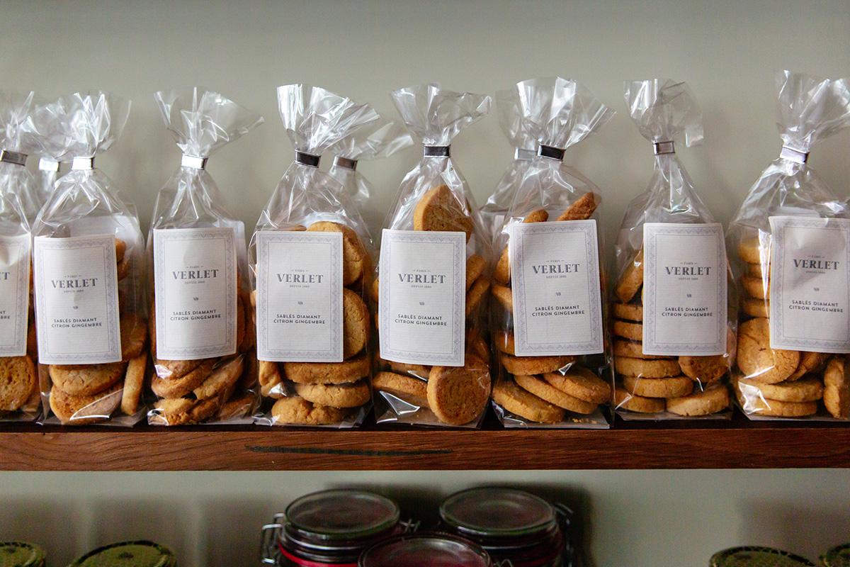 Biscuit Verlet