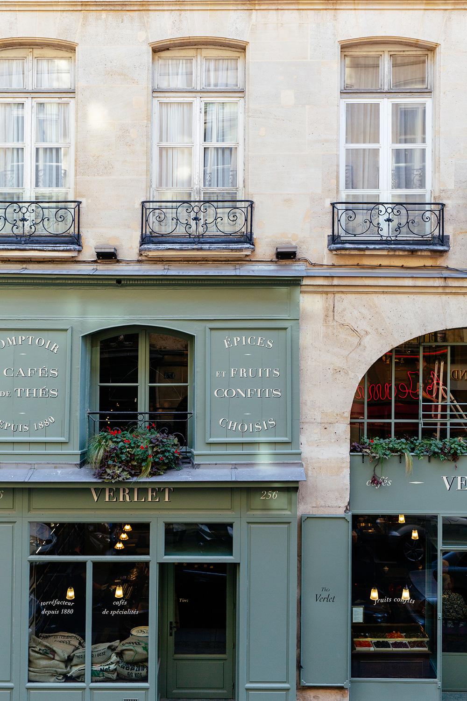 Magasin Café Verlet